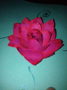 Rose nah